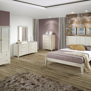 Inspiration for a timeless bedroom remodel in New York