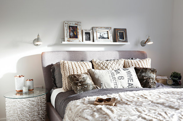 Scandinave Chambre by Claire Bloom Interiors