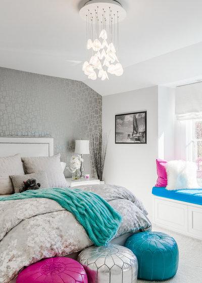 Современный Спальня by Shakuff