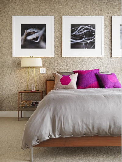 Contemporary Bedroom by Johnson + McLeod Design Consultants