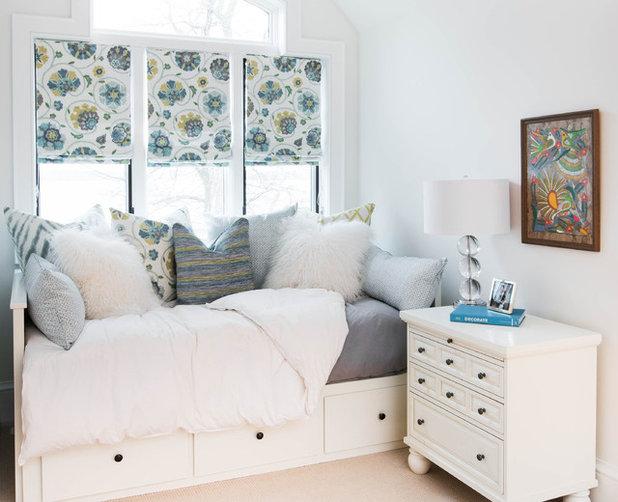 Nyklassisk Soveværelse by Steffanie Gareau Design