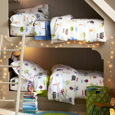 Traditional Bedroom by Garnet Hill