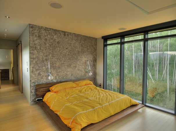 Contemporary Bedroom by Valdez Architecture - Interiors