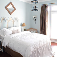 Eclectic Bedroom by perfectly imperfect