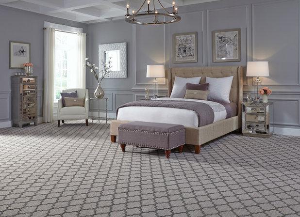 Неоклассика Спальня by Carpets To Go