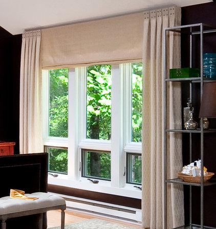 Contemporary Bedroom by Debbie Culp
