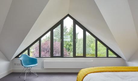 Casas Houzz: Nuevo esplendor para una vivienda antigua en Londres
