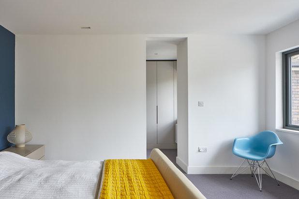 Contemporáneo Dormitorio by R2 Studio Architects