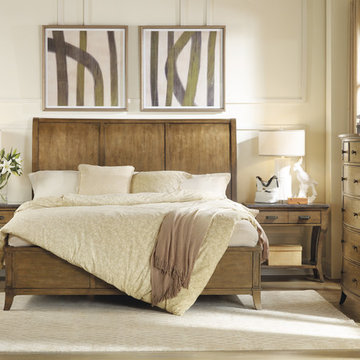 Shelbourne Panel Bed from Hooker Furniture