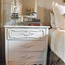 Eclectic Bedroom Shelli Duffy