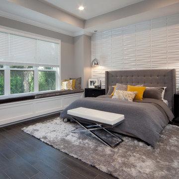 Sherbourne Circle - Master Bedroom