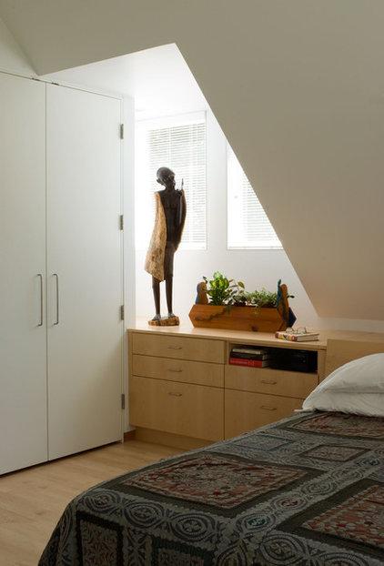 Modern Bedroom by sheridanarchitecture