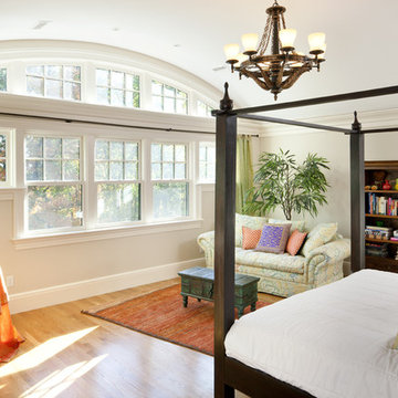 Shingle Style Bedroom