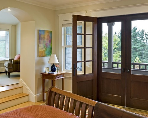 double interior french doors ideas, pictures, remodel and decor, Bedroom decor