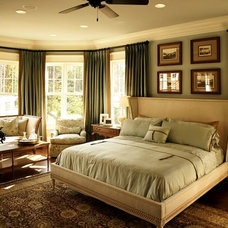 Traditional Bedroom by VanBrouck & Associates, Inc.