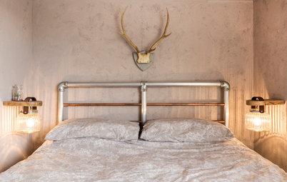 7 Nachttisch-Ideen für winzige Schlafzimmer