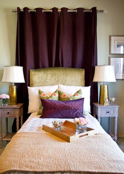 Bedroom by Erika Bierman Photography