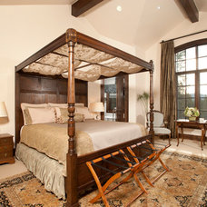 Traditional Bedroom by Allen-Guerra Architecture