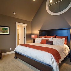 traditional bedroom by Dan Nelson, Designs Northwest Architects