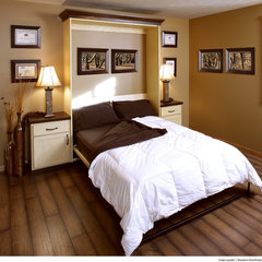 traditional bedroom by Showplace Wood Products