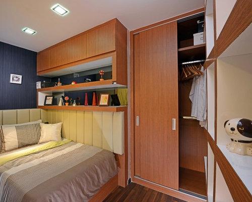 Schlafzimmer mit vinyl boden und grauen w nden ideen for Schlafzimmer boden ideen