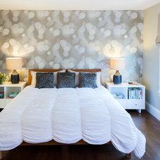 Contemporary Bedroom by Boor Bridges Architecture