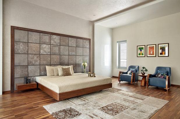 Bedroom by Usine Studio