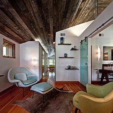 Contemporary Bedroom by McIntosh Poris Associates