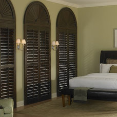 Traditional Bedroom by 3 Day Blinds