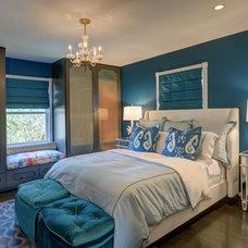 Contemporary Bedroom by Tracie Butler Interior Design