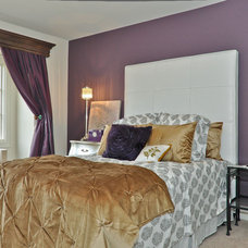 Bedroom by Signature Homes