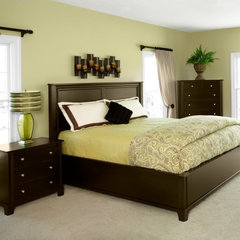 contemporary bedroom by CustomMade.com