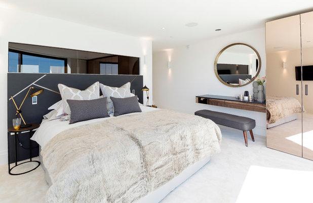 Contemporary Bedroom by Lamco Design LTD