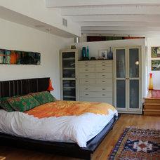 Contemporary Bedroom by Design Vidal
