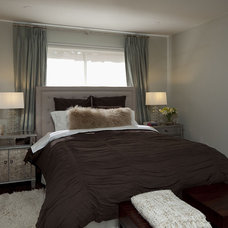 Contemporary Bedroom by Jay Corder, Architect