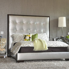 Contemporary Bedroom by Simone Alisa