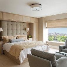Contemporary Bedroom by Adams + Beasley Associates