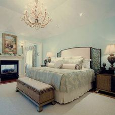 Traditional Bedroom by Ron Nathan Interior Design Group