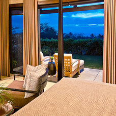 Contemporary Bedroom by Fine Design Interiors, Inc