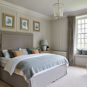 Sims Hilditch Bedrooms and Living Rooms