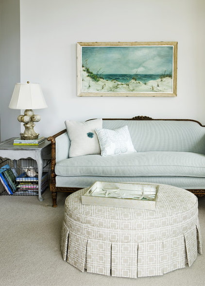 eclectic bedroom by Liz Williams Interiors