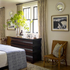 Beach Style Bedroom by Thom Filicia Inc.