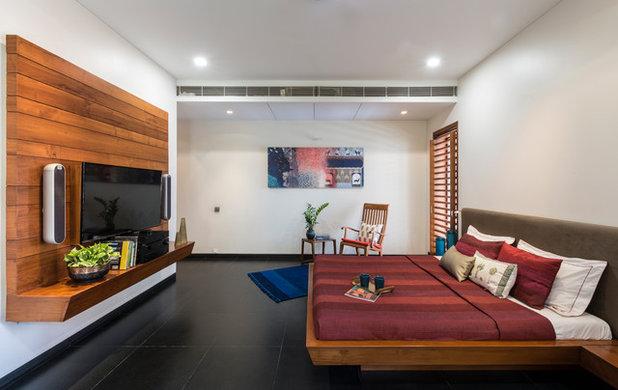 Contemporary Bedroom by Studio Lagom