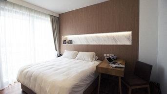 Sky Habitat 2BR Apartment | Contemporary Home
