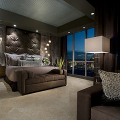 bedroom by InsideStyle Home and Design