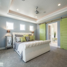 Contemporary Bedroom by Breen Homes