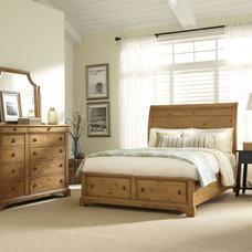 Traditional Bedroom Sleep well