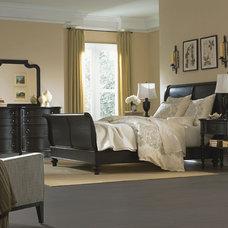 Traditional Bedroom Sleigh Bedroom