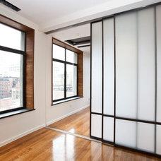 Contemporary Bedroom by Promenade Design + Build