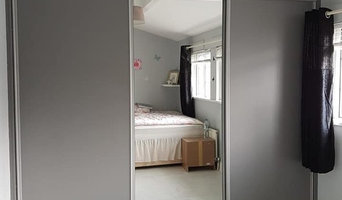 Sliding Wardrobe Supplied and Fitted